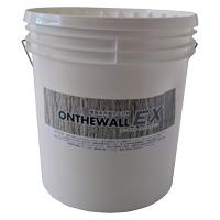 オンザウォールEX 樹脂系外装仕上げ材 塗り壁材 ON THE WALL EX