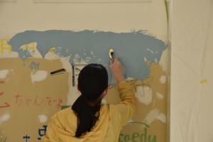 ひとりで塗れるもん施工事例-塗りフェス5