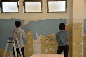ひとりで塗れるもん施工事例-塗りフェス7